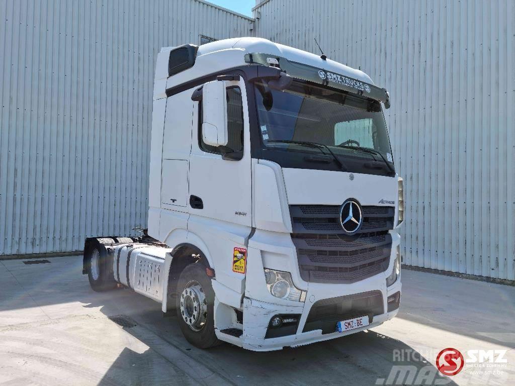 Mercedes-Benz Actros 1851 StreamSpace 2m50 3x