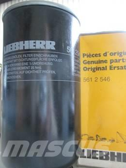 Liebherr #5612546 OIL FILTER