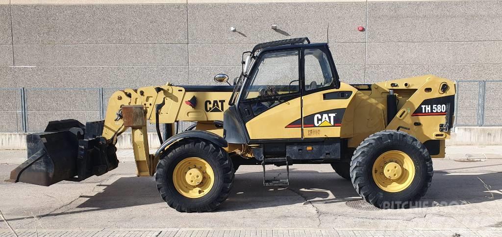 Caterpillar TH 580 B