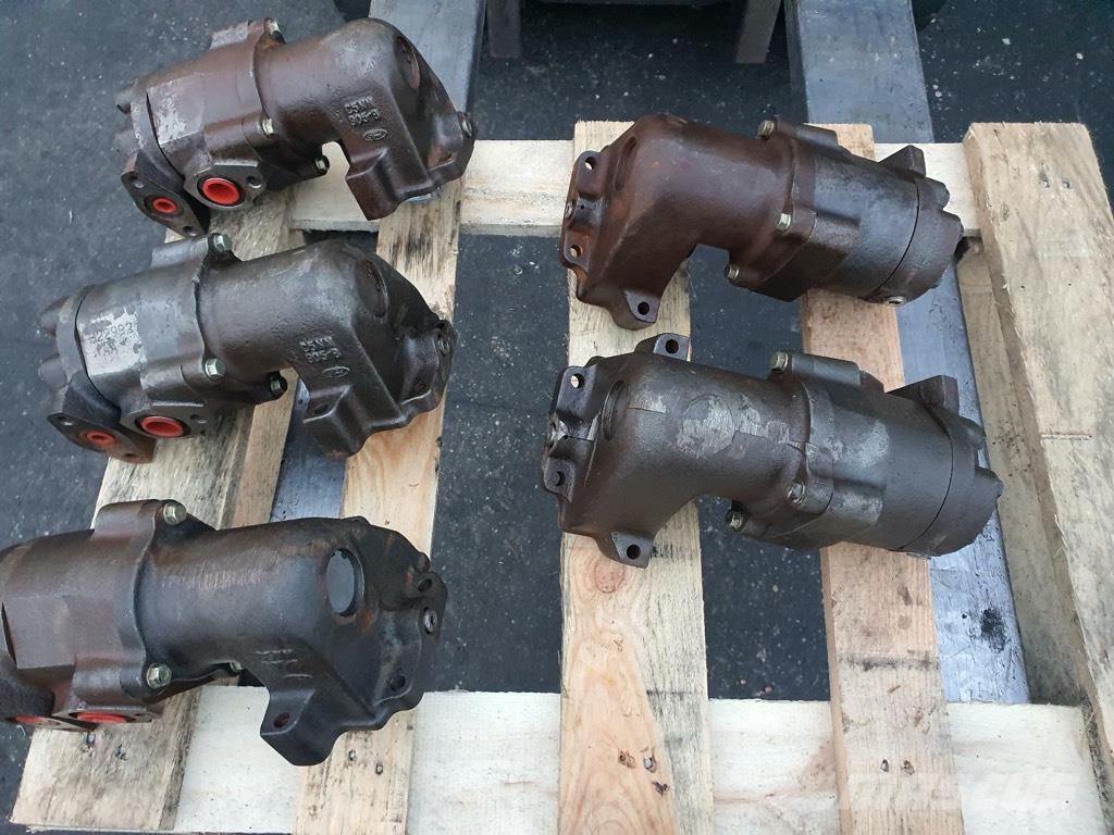 Ford 2000 3000 4000 3400 3500 3550 4500 TRACTOR HY