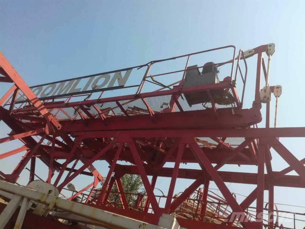 Zoomlion Tower Crane China : Used zoomlion tct e tower cranes year price
