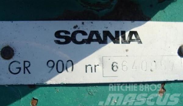 Scania GR 900, 1995, Växellådor