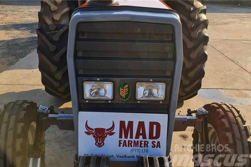 Tafe New Tafe 7502 2wd Tractors