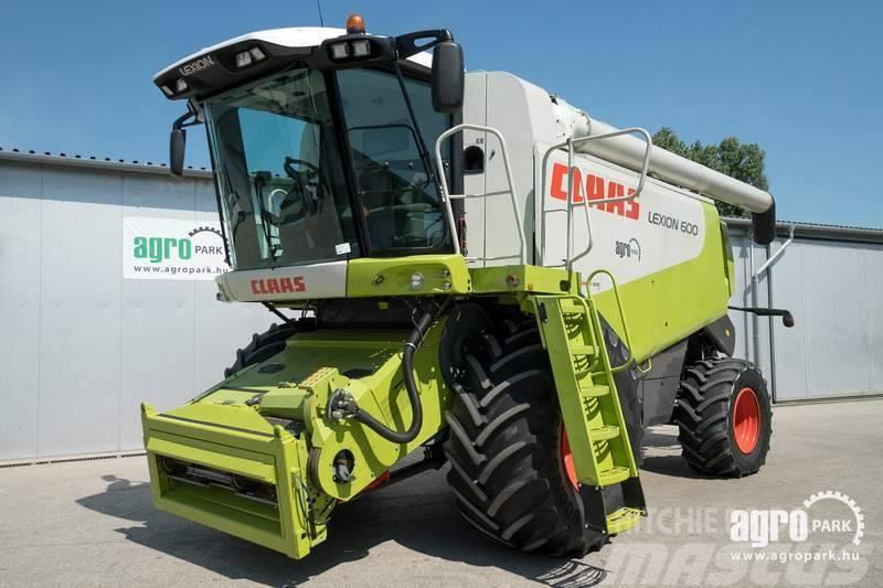 CLAAS Lexion 600 (1716/2397 hours) V900 9 m header