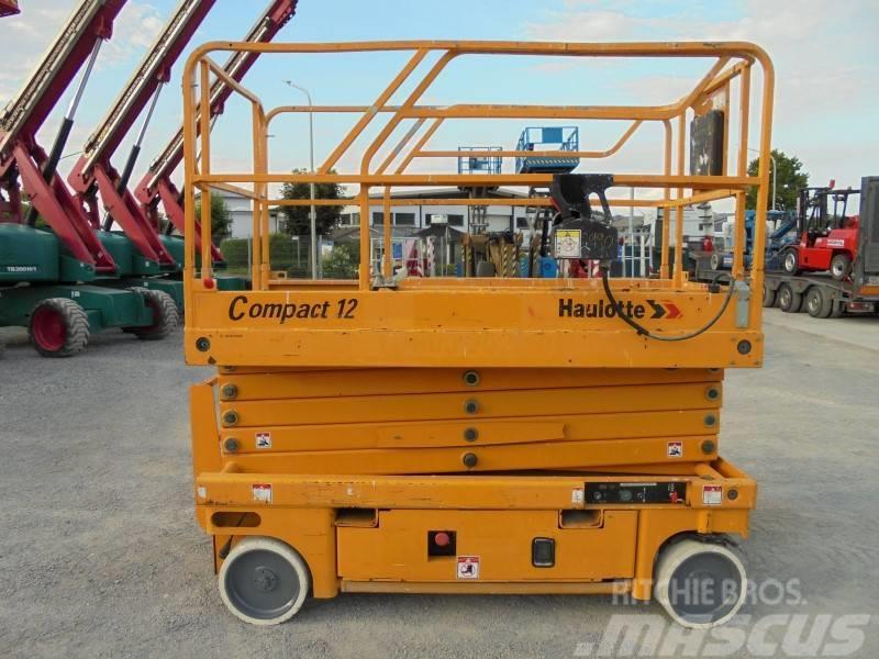 Haulotte Compact 12 elektro 12.00m