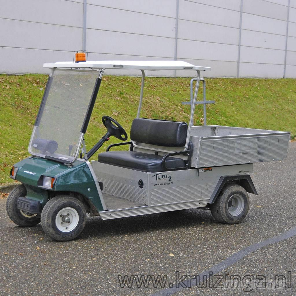 club car carryall 2 golfwagen golfcart gebraucht kaufen. Black Bedroom Furniture Sets. Home Design Ideas
