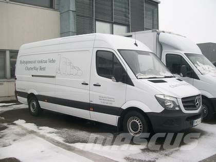 Mercedes benz sprinter 316cdi panel vans for rent year for Mercedes benz sprinter rental price