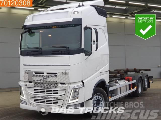 Volvo FH 420 6X2 VEB+ Liftachse 2x Tanks Euro 6
