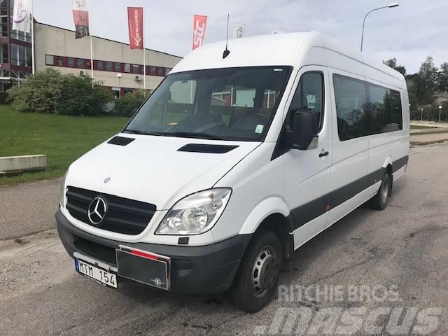 Mercedes-Benz Sprinter buss 22 pass -12