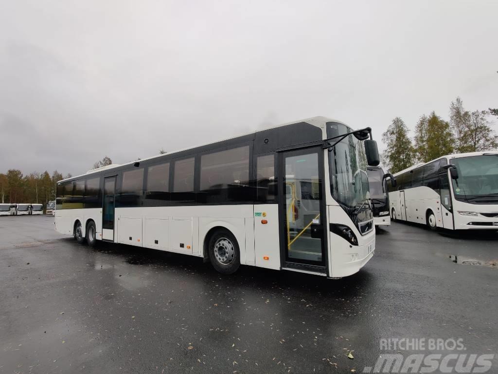 Volvo 8900 B8R 6x2 EURO 6