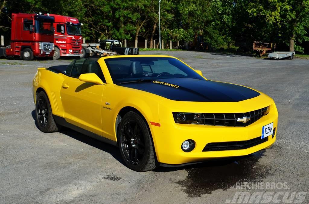 Chevrolet Camaro 3.6 Cabriolet Automatic