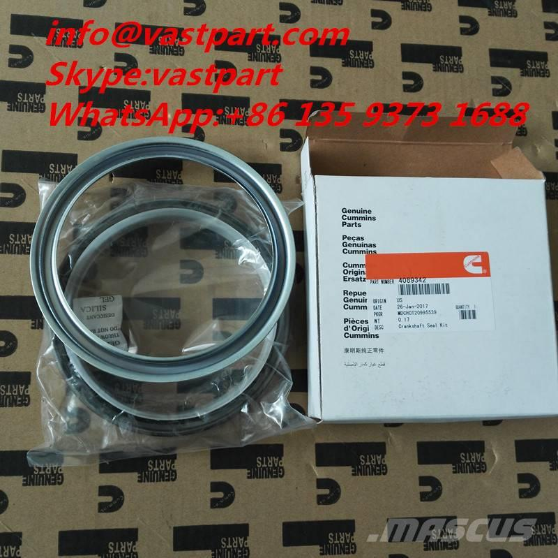 Cummins Rear Oil Seal Kit 3970548 3357693 5259499 4089342