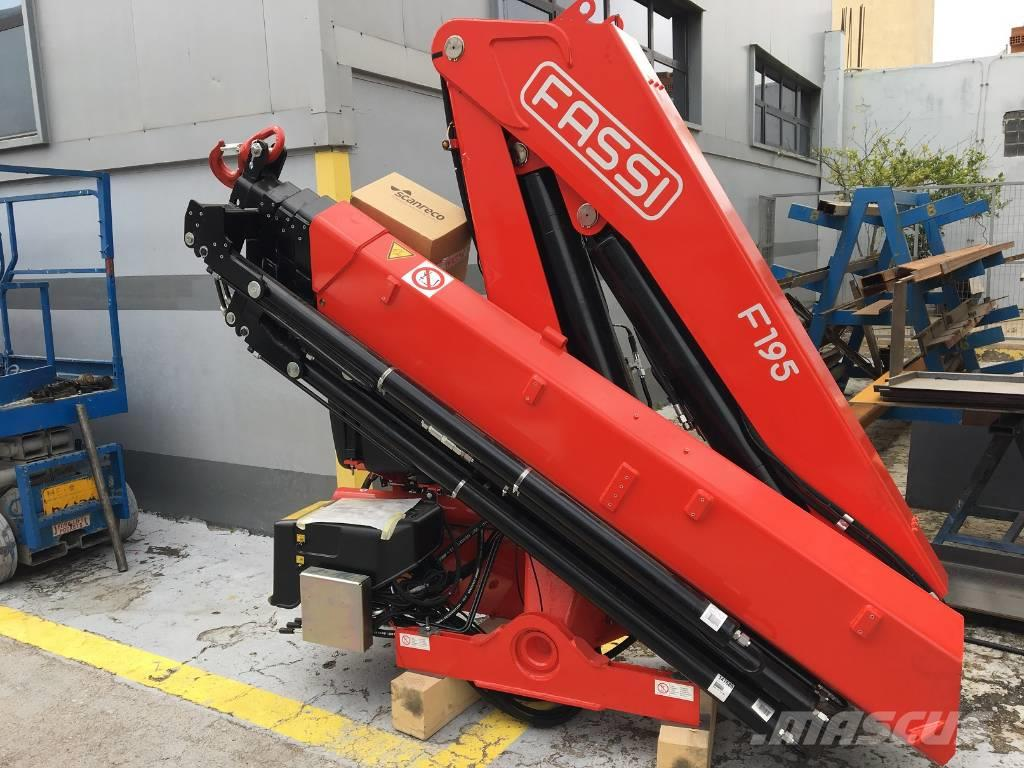Fassi F195A 0 25 e-active - Loader cranes, Year of