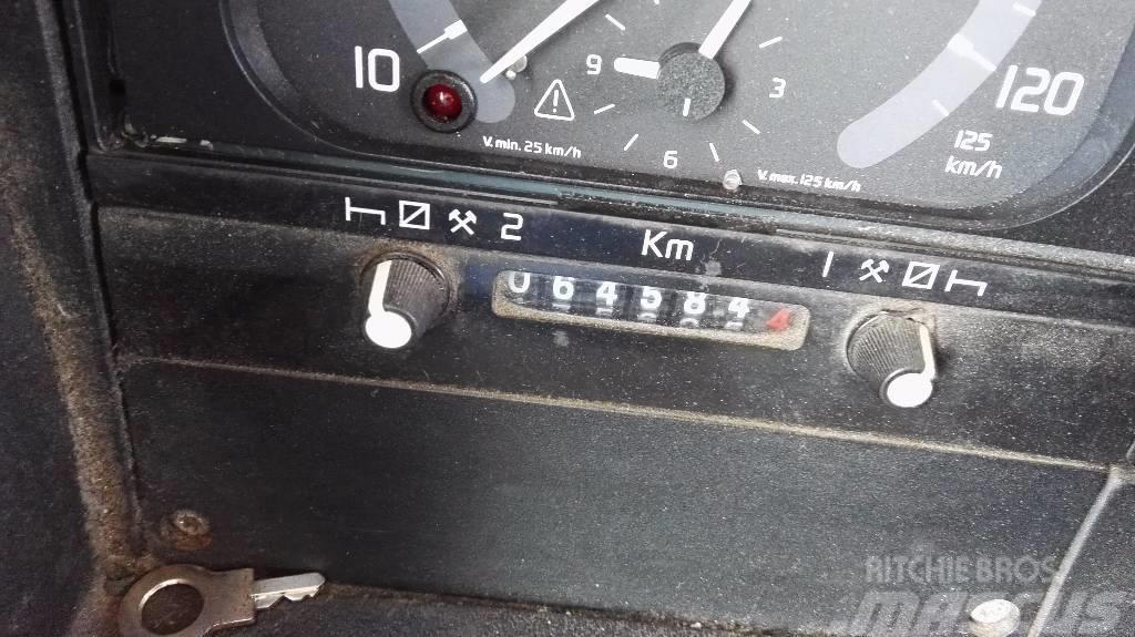 Renault MAGNUM, 2002, Autotractoare
