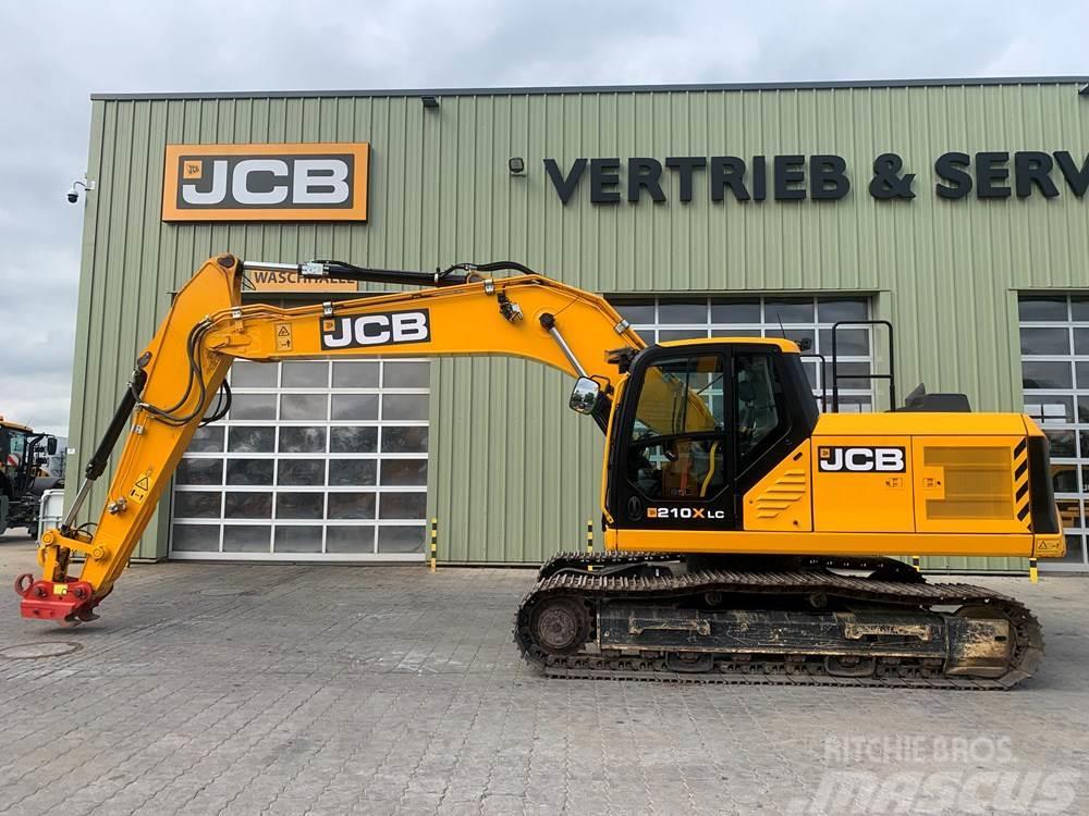 JCB 210X