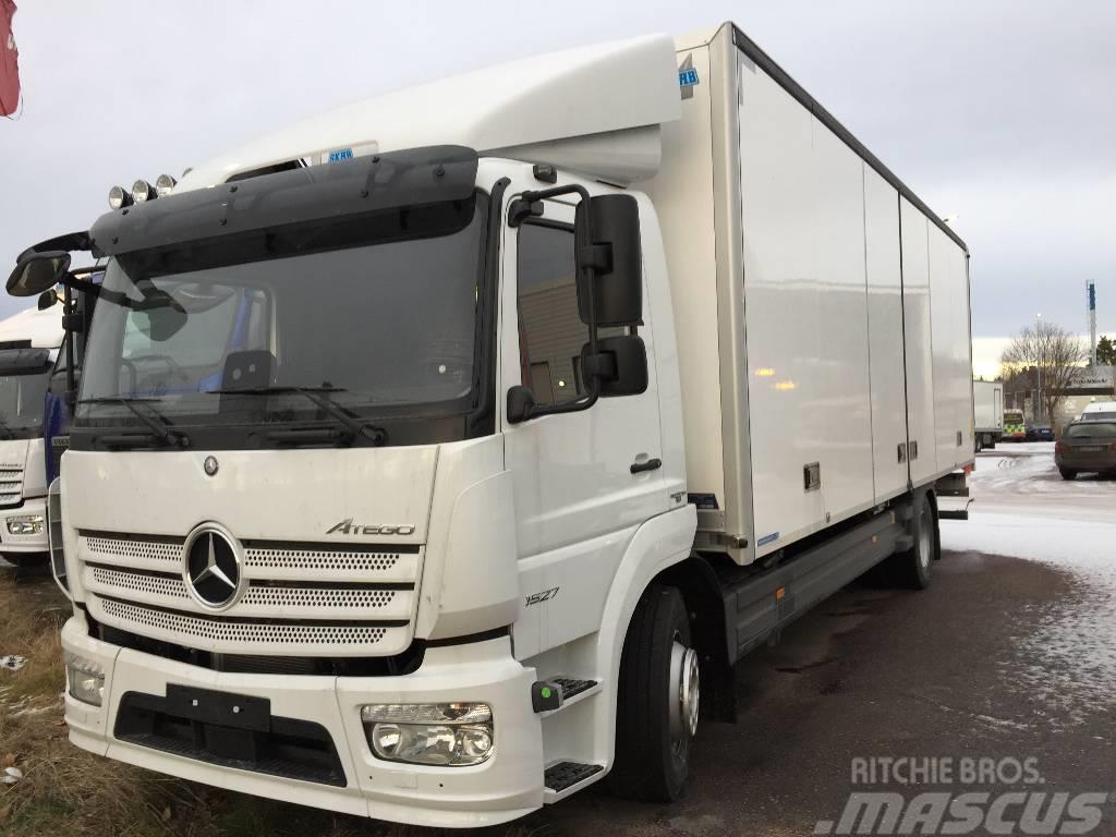 Mercedes-Benz ATEGO 1527 L Lågskåp 3,40m