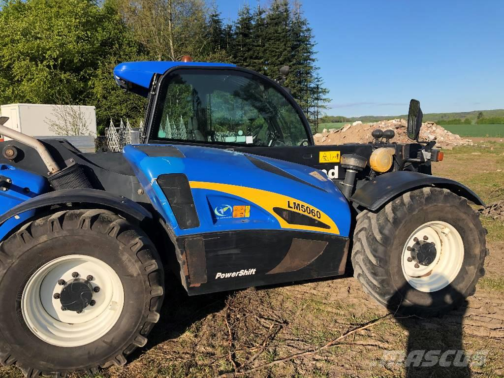 New Holland LM 5060 Plus