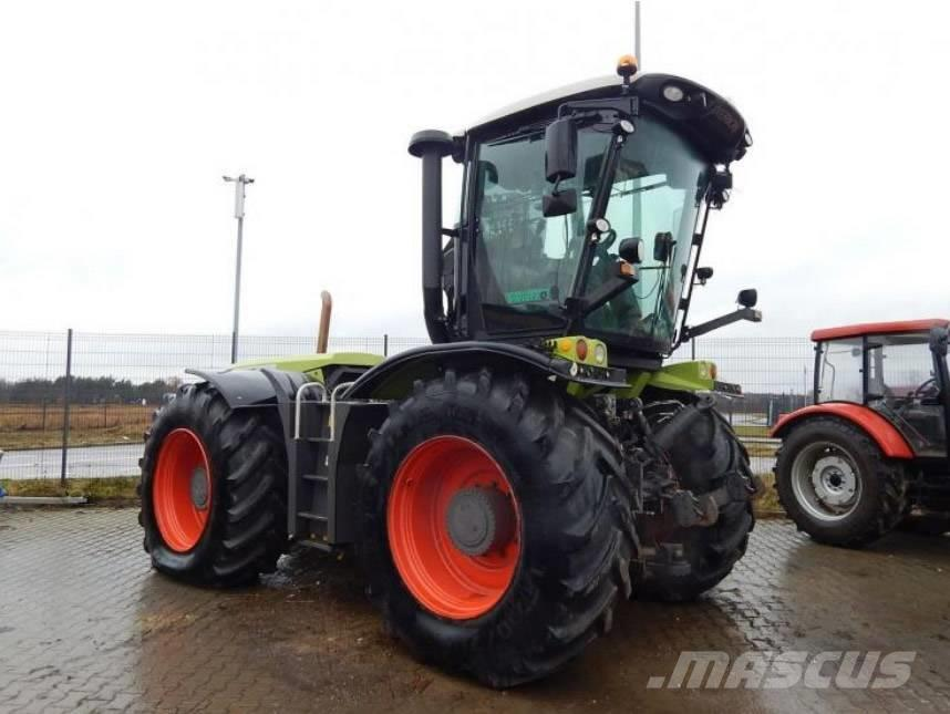 CLAAS AGRICULTURAL TRACTOR XERION 3800 TRAC VC