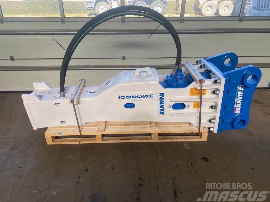 Hammer HS3200 fits 30-47 ton machine new/unused