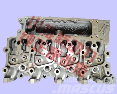 Cummins cylinder head nt855 k19 4b 6b 6c, 2015, Motorer