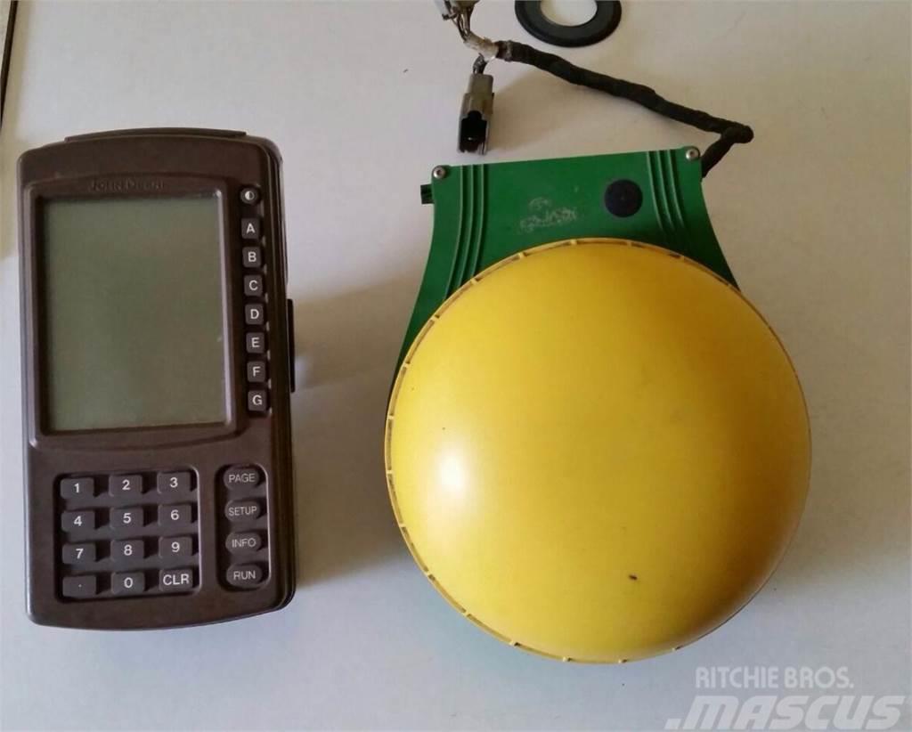John Deere GPS System Stare Fire iTC