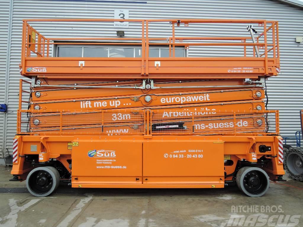 Holland Lift HL-330 E14 4WDS/N