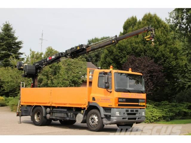 DAF 85/330 ATI AUTOKRAN 370tkm
