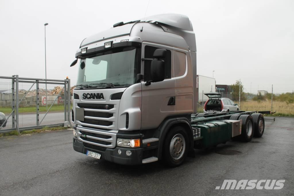 Scania G480 LB 6X2*4 Euro 6