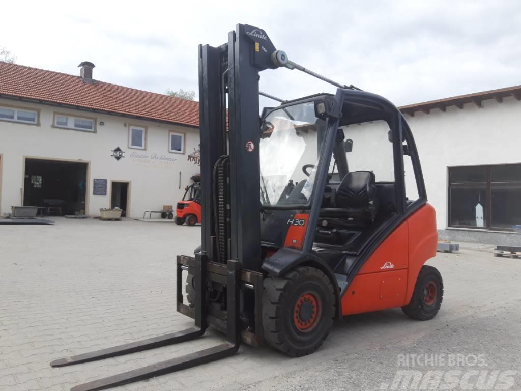 Linde H 30 Diesel Trex