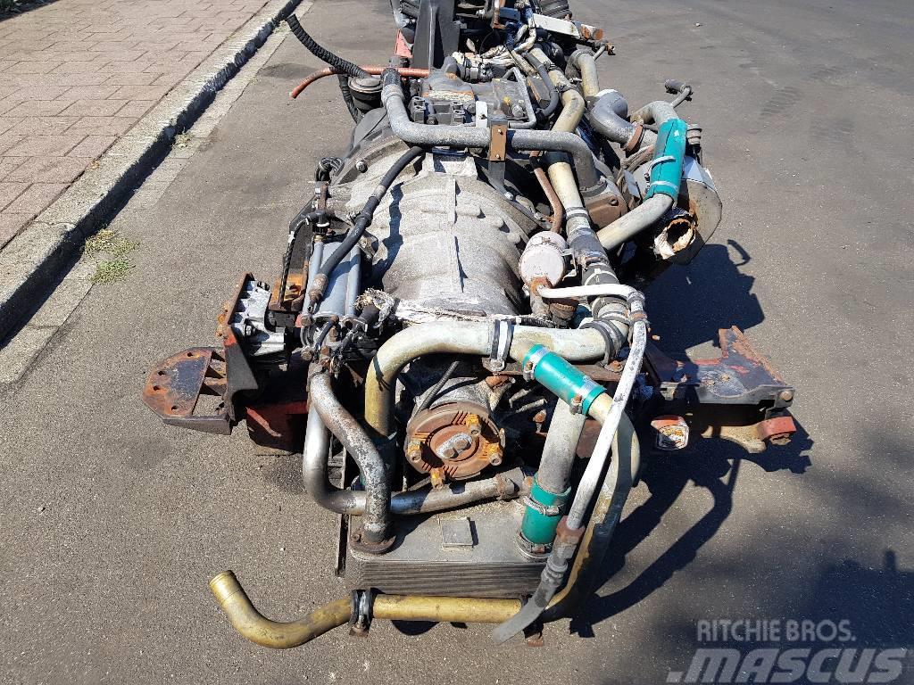 ZF ECOMAT 2 5HP502 C