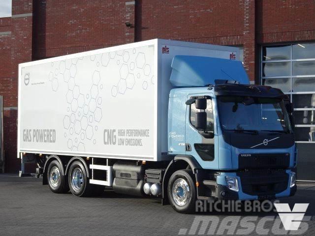 Volvo FE 320 - 6x2*4 - EURO 6 - CNG - LOADLIFT - NEW - U