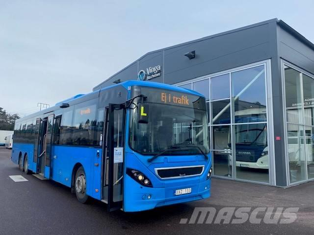 Volvo B12BLE 6X2, we have 9pc
