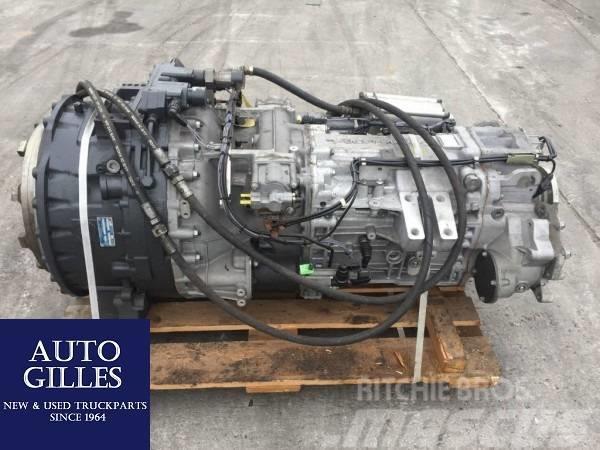 Mercedes-Benz G240-16 HPS+WSK 400 / G240 - 16 HPS+ WSK 400 / TSL