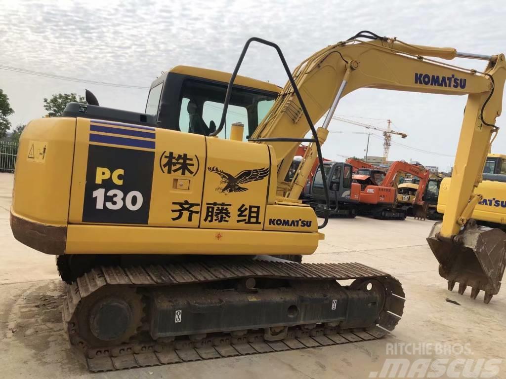 Komatsu PC110-7  PC130-7履带挖掘机