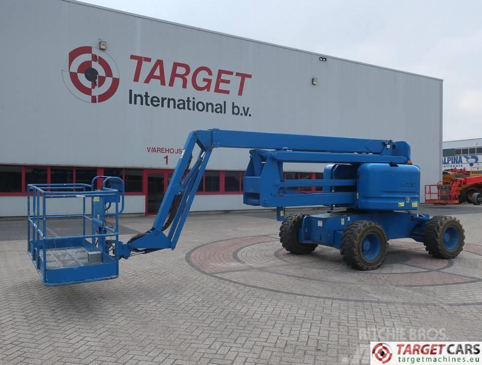 Genie Z-60/34 Diesel 4x4 Boom Work Lift 2039cm