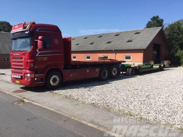 Scania R 500 Gheysen & Verpoort