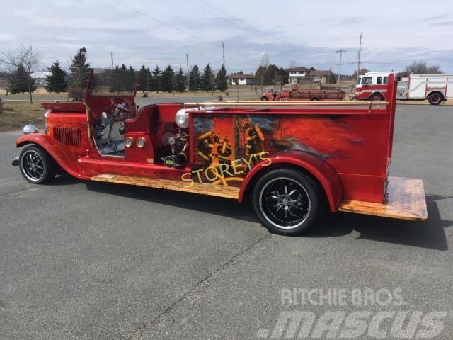 gmc hot rod fire truck aux ench res gmc hot rod fire truck camion de pompier vendre aux. Black Bedroom Furniture Sets. Home Design Ideas