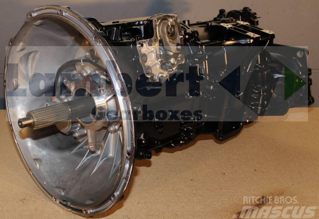 Mercedes-Benz Actros Arocs G230-12 KL 715360 Getriebe / Gearbox