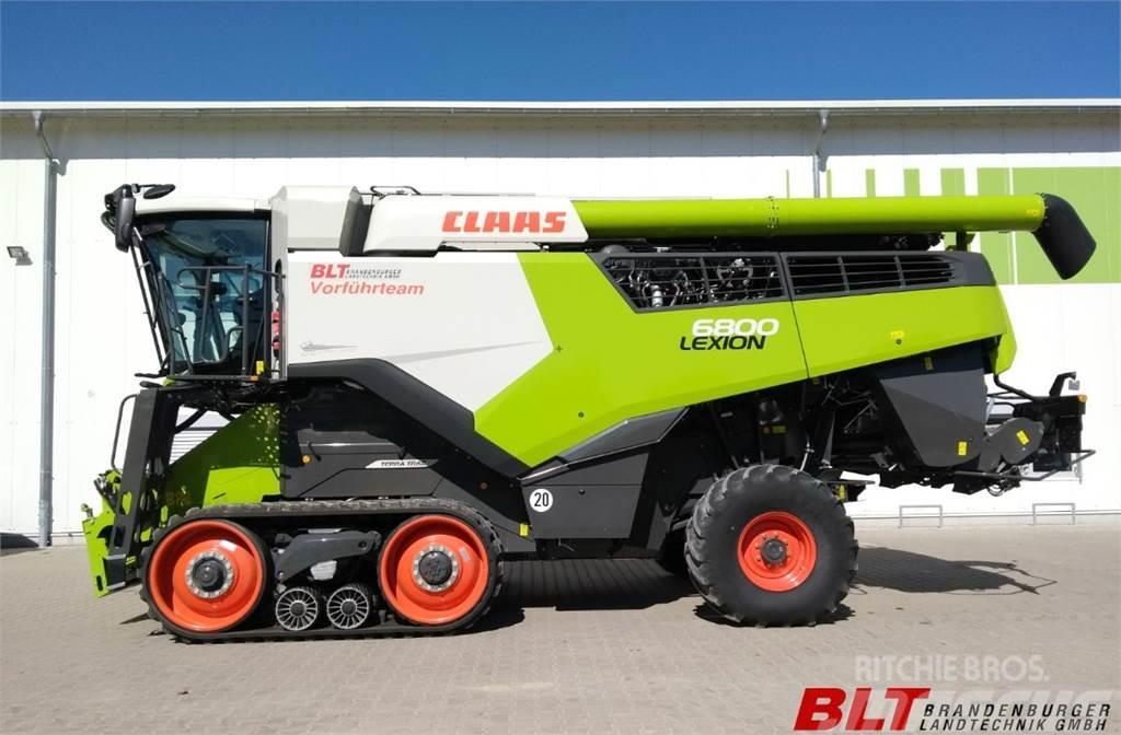 CLAAS Lexion 6800 TT
