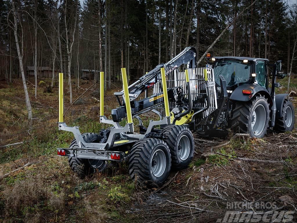 Palms Skogsvagn 15 T U ram