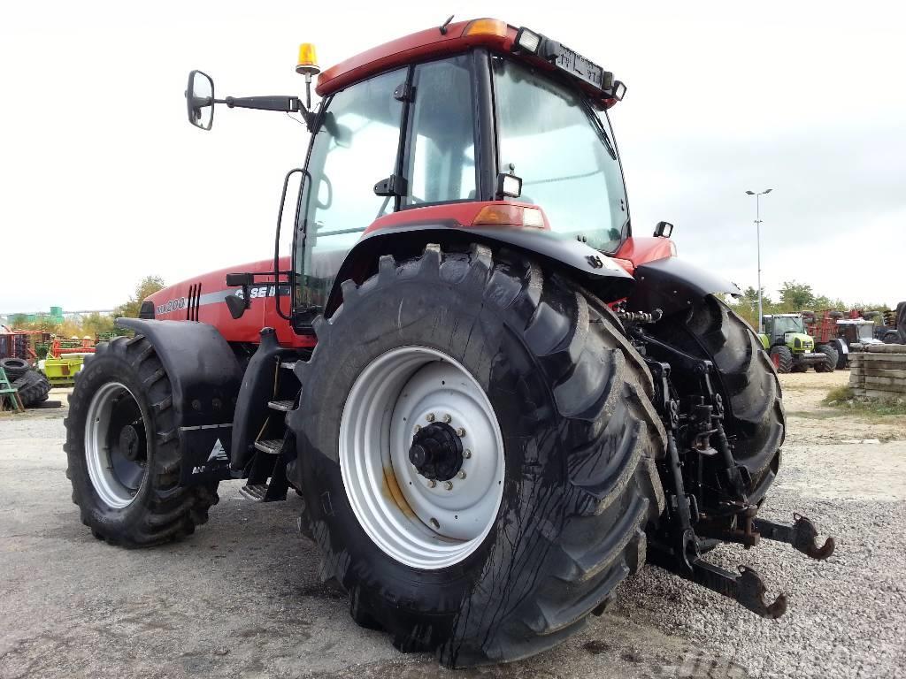 Case IH MX 200, 2002, Traktorer
