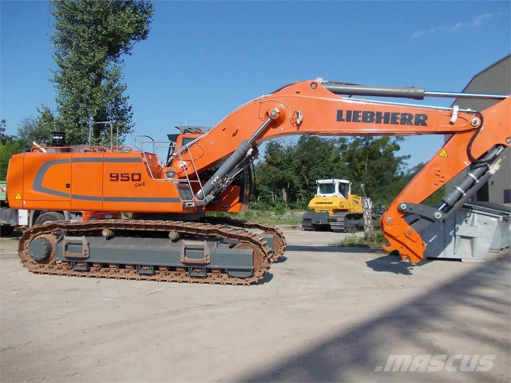 Liebherr R950 SME