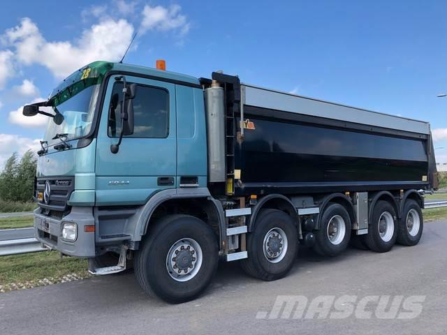 Mercedes-Benz Actros 5044 10x8 Tipper truck (4 units available)