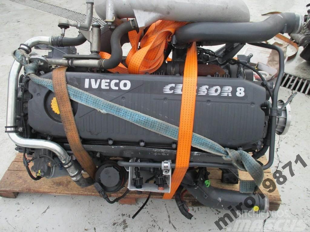 Iveco Stralis Cursor 8, Euro5