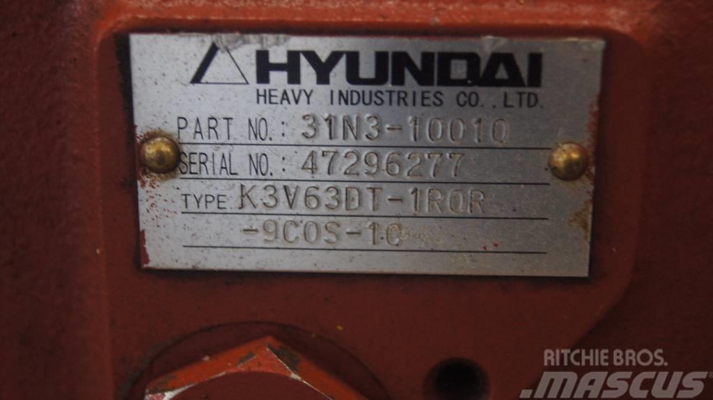 Hyundai Robex 140 LC-7 -hydrauliikkapumppu