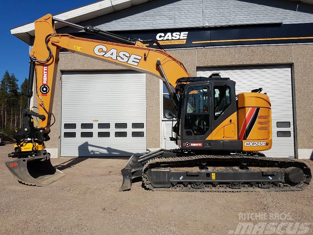 Case CX245D SR Blade