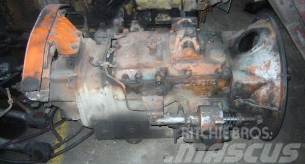 Scania 142; GR871