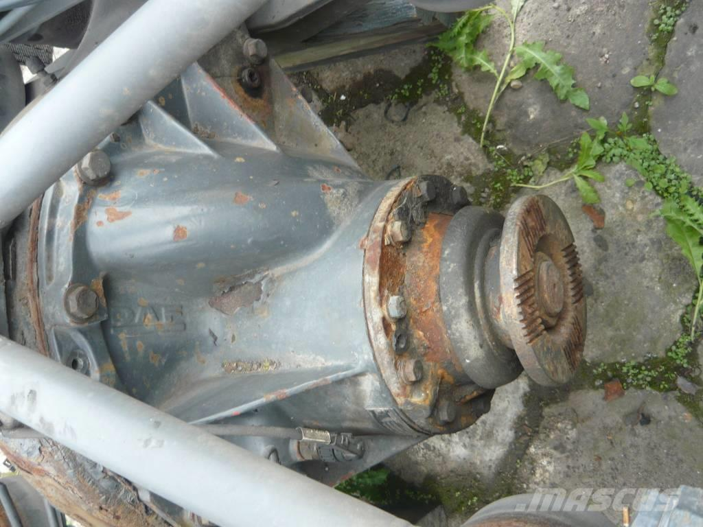 DAF XF105 rear differential