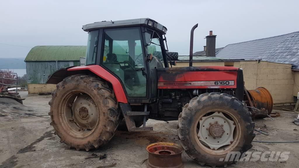 Massey Ferguson 6160 FOR PARTS ONLY