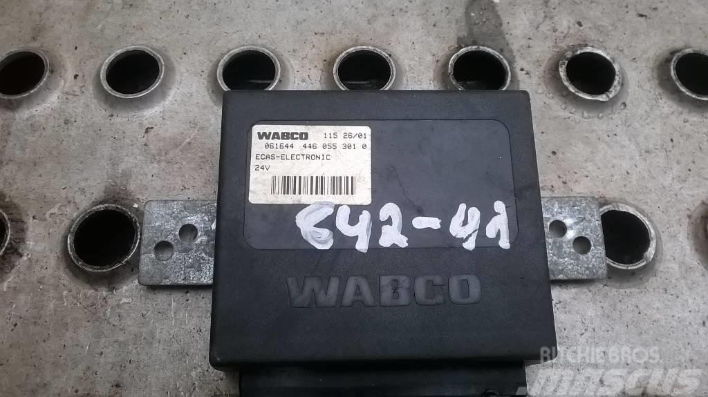 MAN LE160C electronic block ECAS